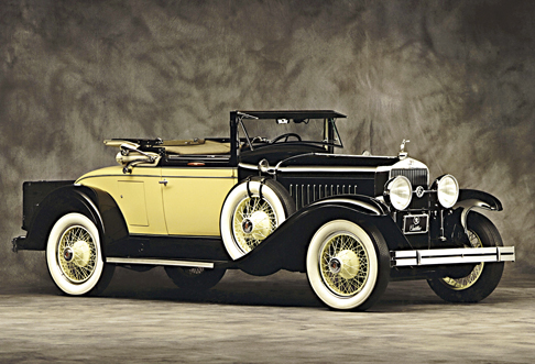 1927 Cadillac LaSalle Series 303 Roadster