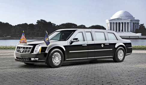 2009 Cadillac Presidential Limousin