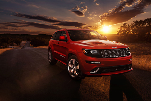Jeep Grand Cherokee SRT 3